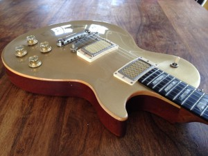Les Paul Studio Goldtop