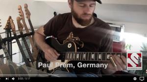 ten guitars solo challenge